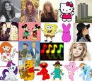 Stefanie's Happy Collage!