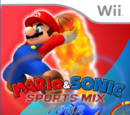 Mario and Sonic Sports Mix Tour