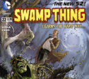 Swamp Thing Vol 5 22