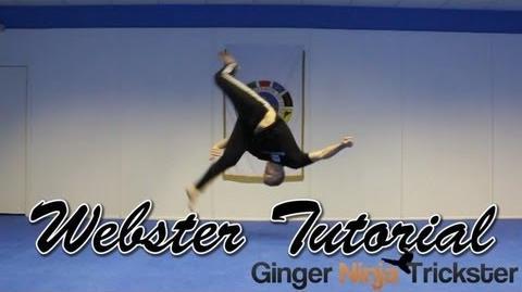 Webster Tutorial (One Leg Front Flip)