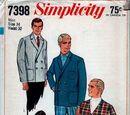 Simplicity 7398 B