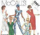 McCall's 2987