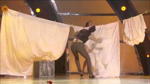 SYTYCD Season 10 - Top 20 Perform - Jenna and Tucker