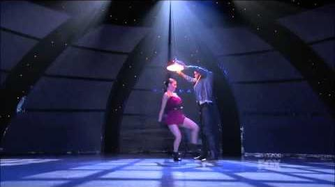 SYTYCD Season 10 - Top 20 Perform - Hayley and Curtis