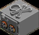 Pirate Oven
