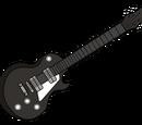 Guitarra de Mordecai