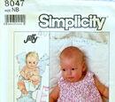 Simplicity 8047 B