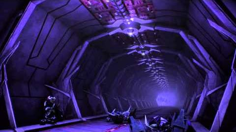 TFP Terrorcon Zombies Airachnid vs Soundwave Round 2