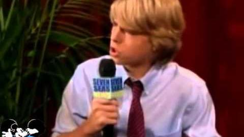 The Suite Life on Deck - 2x25 (Seven Seas News)
