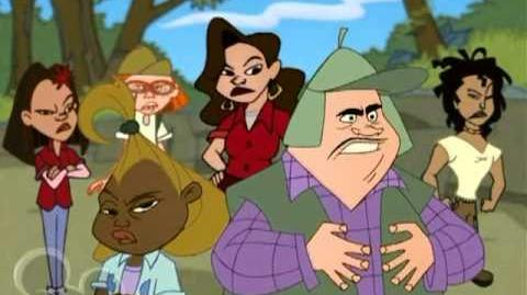 The Proud Family - Camping Trip Part 1.
