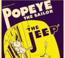 Popeye the Sailor with the Jeep