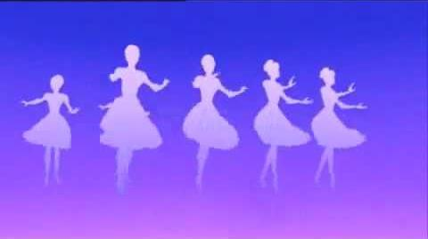 12 dancing princesses theme song