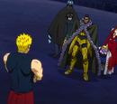 Laxus Dreyar kontra Drużyna Raven Tail
