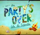 Acabou a Festa, Isla de Señorita