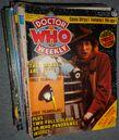 Doctor Who comics loot!.JPG
