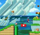 Grassy Plains (Super Mario World U)