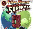 Superman: Man of Steel Vol 1 62