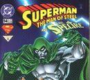 Superman: Man of Steel Vol 1 54