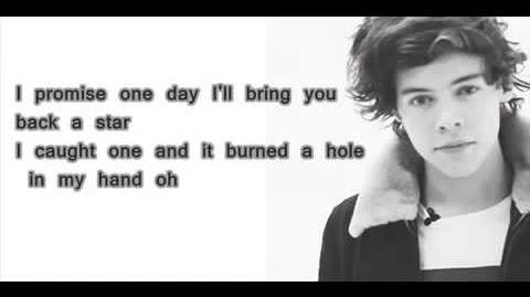 Harry Styles - Don't Let Me Go LYRICS
