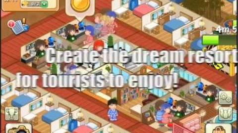 Hotel Story Preview Trailer for iPhone iPad Android-0