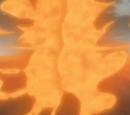 Elemento Fuego: Gran Bola de Fuego