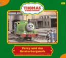 Percy and the Haunted Mine (German book)