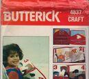 Butterick 4837 A