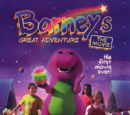 Barney: La gran aventura