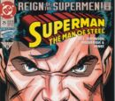 Superman: Man of Steel Vol 1 25