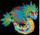 Quetzal Dragon