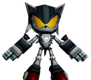 Unnamed Sonic robot