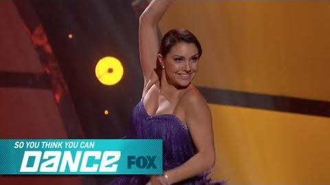 Jenna Solo Top 17 Perform SO YOU THINK YOU CAN DANCE FOX BROADCASTING
