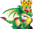 King Dragon