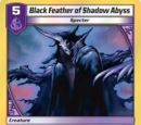 Black Feather of Shadow Abyss