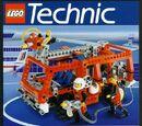 8280 Pompa strażacka