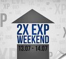 Piotrekkk/2x Exp Weekend