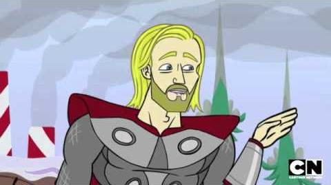 MAD The Asgardians
