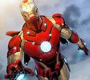 Armadura de Iron Man Modelo 37