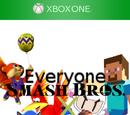 Everyone Smash Bros. X