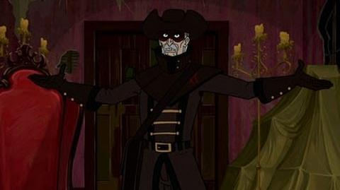 The Venture Bros. Introducing The Revenge Society
