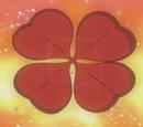 Encontre o Trevo de Quatro Folhas Vermelho!!
