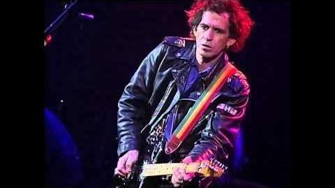 Keith Richards - How I Wish - Boston 1993-1