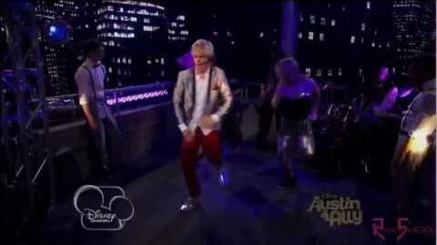Austin Moon (Ross Lynch) - Can You Feel It HD