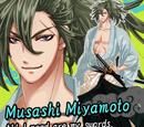Shall We Date?: Ninja Love/Musashi Miyamoto