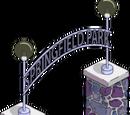 Springfield Park Entrance