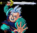 Supremo Kaioshin del Norte (Universo 1)