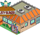 Krusty Burger Heavy User