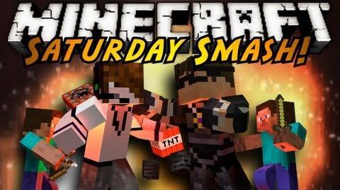Minecraft Mini-Game SATURDAY SMASH EPISODE 1!