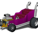 Recurring vehicles