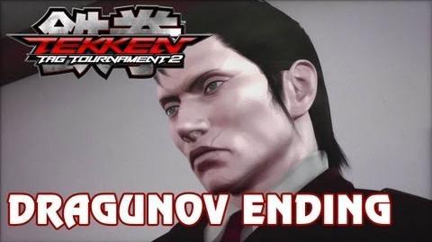 Tekken Tag Tournament 2 - 'Dragunov Ending' TRUE-HD QUALITY